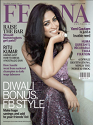 Yami Gautam Femina Magazine Cover and Photoshoot November 2012